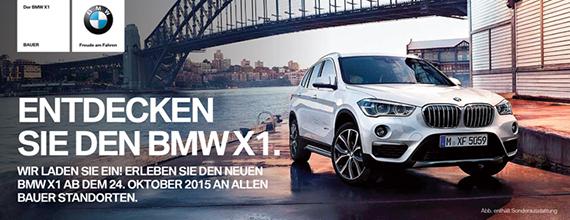 BMW Bauer Banner